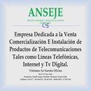 ANSEJE SERVICIO ASESORIAS Y COMUNICACIONES