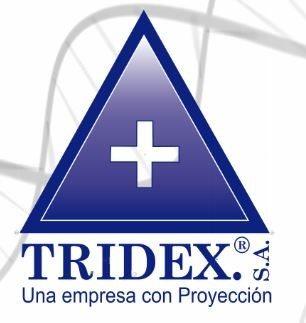 TRIDEX FARMACEUTICA SA.