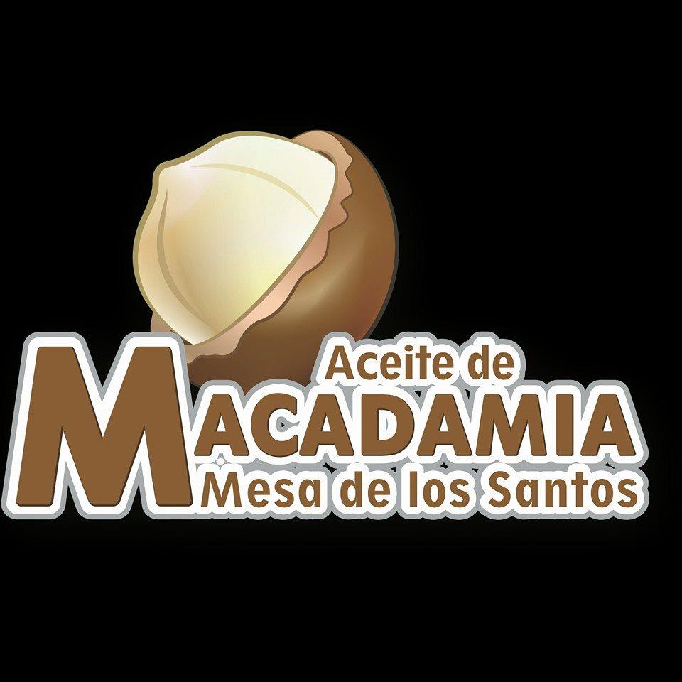 aceite de macadamia mesa de los santos