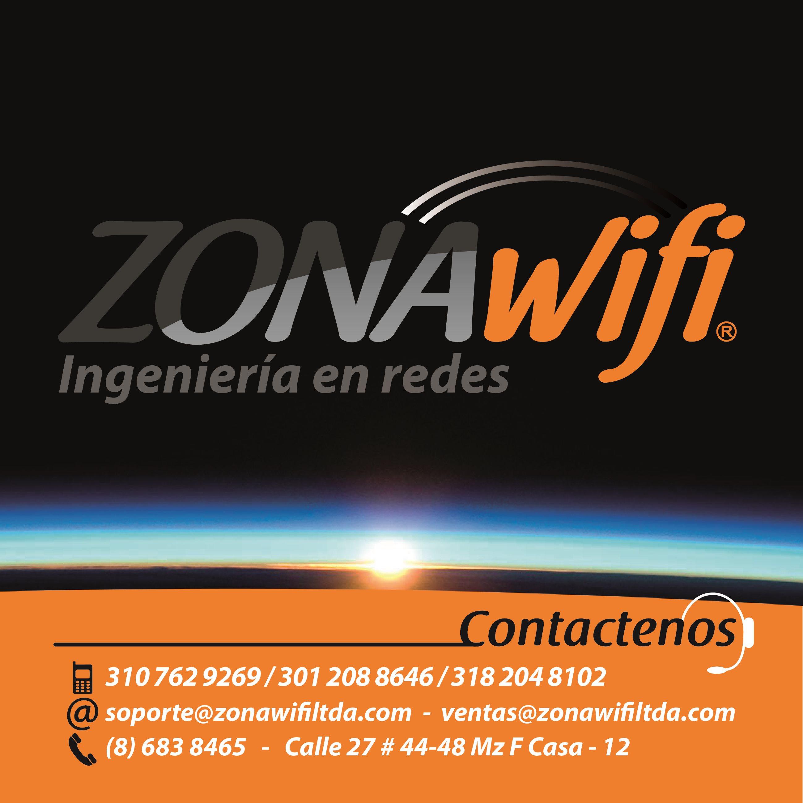 Zona wifi Ltda
