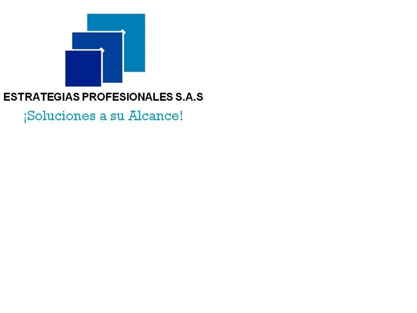 ESTRATEGIAS PROFESIONALES S.A.S