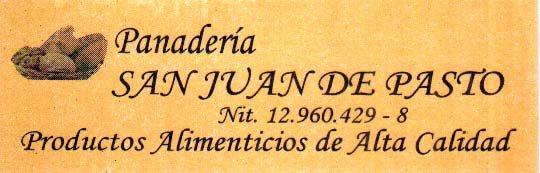 PANADERIA SAN JUAN DE PASTO