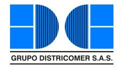 GRUPO DISTRICOMER S.A.S