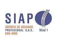 Agencia de Aduanas Profesional S.A.S Nivel 1 - SIAP