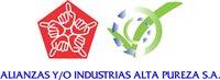 ALIANZAS Y/O INDUSTRIAS ALTA PUREZA S.A