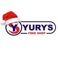 Yury's Free Shop