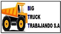BIG TRUCK TRABAJANDO, S.A.