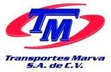 Transportes Marva SA DE CV