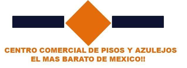 CENTRO COMERCIAL DE PISOS