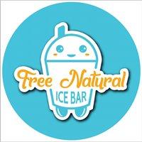 Free Natural Ice Bar