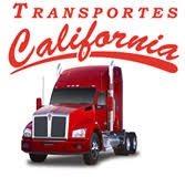 TRANSPORTES CALIFORNIA