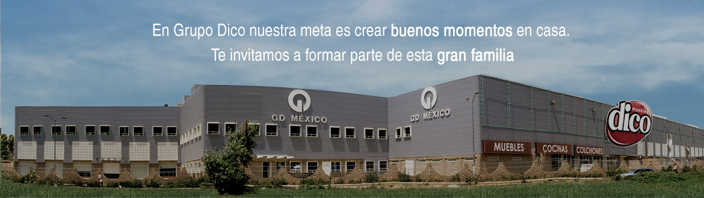Ofertas de empleo en Muebles Dico - Bolsa de trabajo México ...