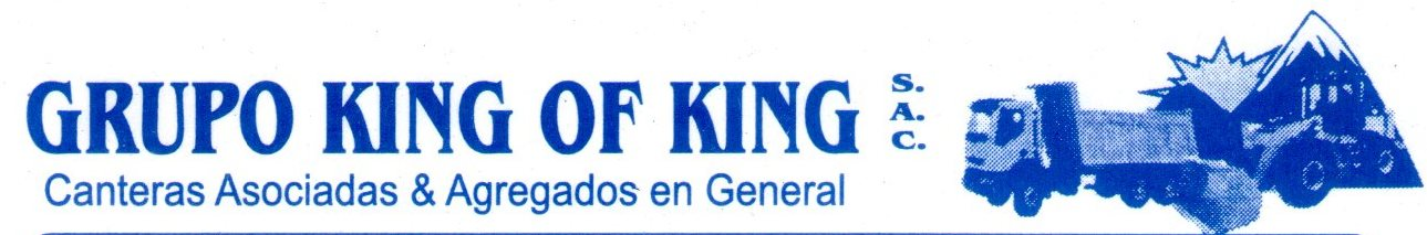 GRUPO KING OF KING S.A.C.