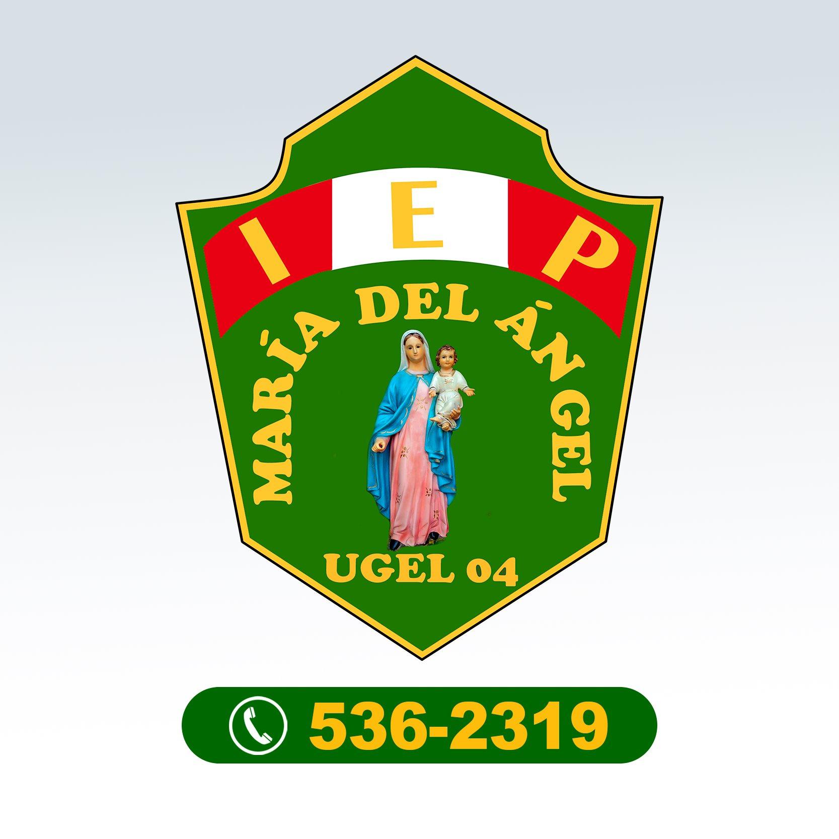 Colegio y academia María del íngel