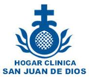 Hogar Clinica San Juan de Dios