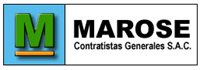 Marose Contratistas Generales SAC