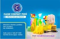 CLEAN COMPANY PERU