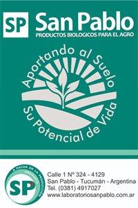 Laboratorio San Pablo Productos Biologicos para el Agro