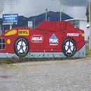 Megatalleres El Coche Rojo