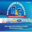 Distribuidora de Repuestos R&C CA