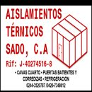 Aislamientos Térmicos SADO, C.A