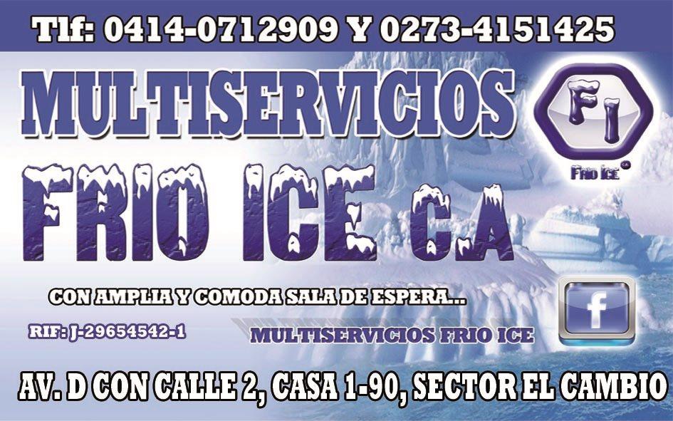 Multiservicio Frio Ice C.A