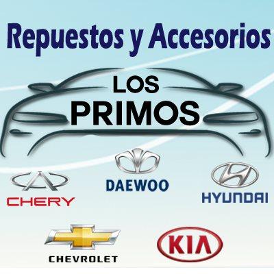 Repuestos y accesorios los primos c a for Repuestos y accesorios para toldos