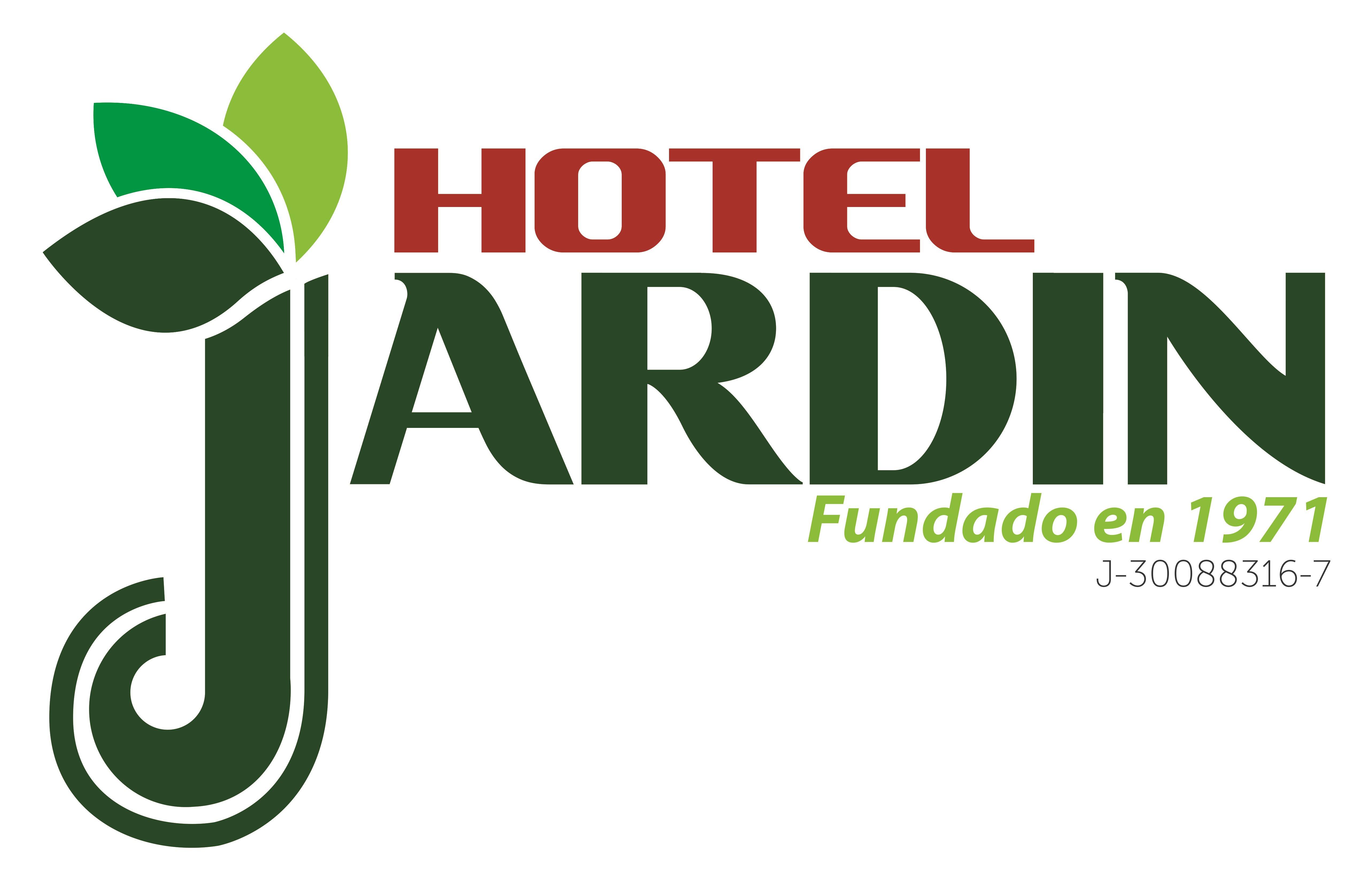 Hotel jard n for Vacantes jardin 2016