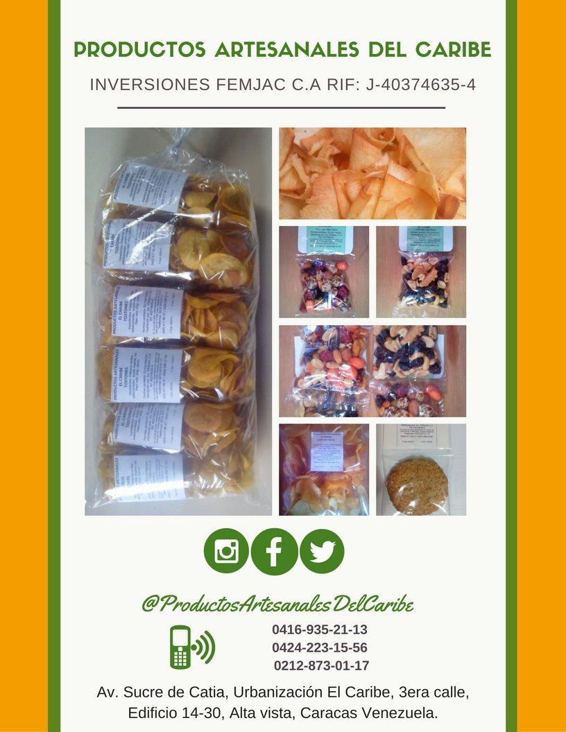Productos Artesanales del Caribe