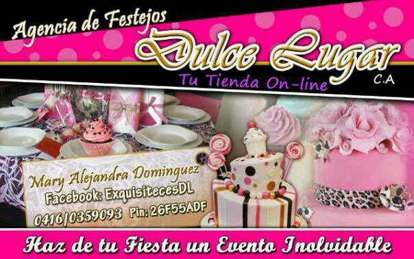 AGENCIA DE FESTEJOS DULCE LUGAR, C.A.