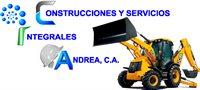 CONSTRUCCIONES Y SERVICIOS INTEGRALES ANDREA, CA.
