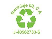 RECICLAJE 03 CA