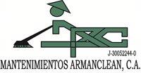 Mantenimiento Armanclean CA