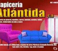 TAPICERÍA ATLANTIDA C,A