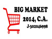BIG MARKET 2014 C.A