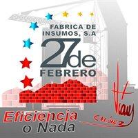 FABRICA DE INSUMOS 27 DE FEBRERO, S.A.