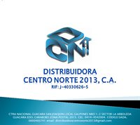 DISTRIBUIDORA CENTRO NORTE 2013, CA.