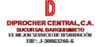 DIPROCHER CENTRAL; C.A. SUCURSAL BARQUISIMETO