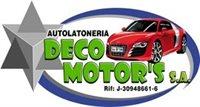 Auto Latoneria Deco Motor´s S. A.