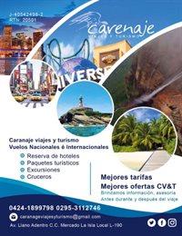 Carenaje viajes y turismo