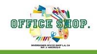 Inversiones Oficce Shop L.A, C A