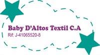 Baby D'Altos Textil, com