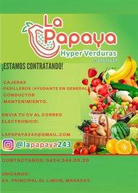 La Papaya Hyperverduras