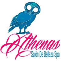SALÓN DE BELLEZA ATHENAS