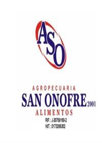 Agropecuaria San Onofre 2001, C.A.